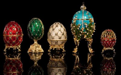 Jak zrobić złoty interes w Wielkanoc? Sprawdzam ile kosztują najdroższe jajka świata