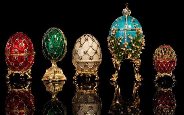 Złoty interes na Wielkanoc? Jajka! Sprawdzam ile kosztują najdroższe jajka świata. For-tu-nę!
