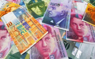 Kiedy spadnie kurs franka? Oto cztery rzeczy, które mogą to spowodować
