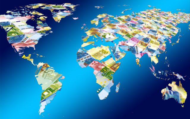 Jeśli pieniądze rządzą światem, to kto rządzi pieniędzmi? Oto ranking potęg. Ile nas od nich dzieli?