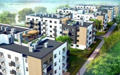 Murapol szuka wspólników do budowy mieszkań. Gwarantuje 5% rocznie, albo i 9%