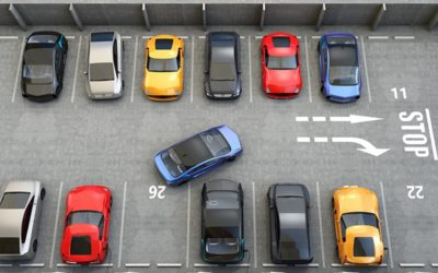 """Koniec z szukaniem miejsc do parkowania? Ten parking sam """"ściągnie"""" twoje auto. Już działa!"""