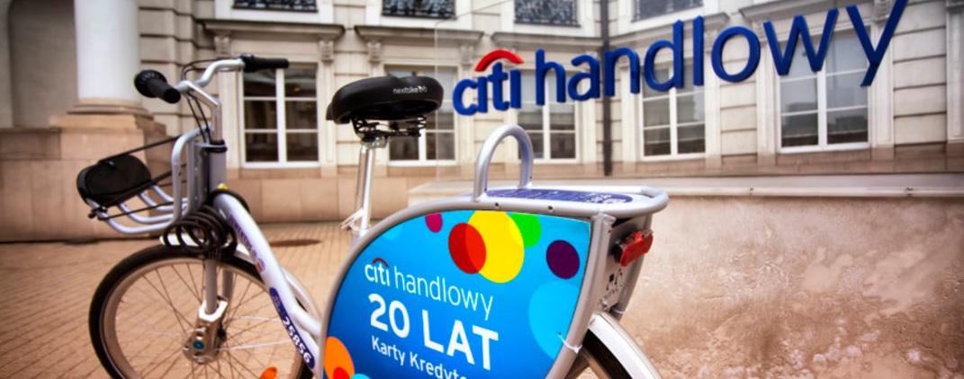 Bankowa apka dla rowerzystów. Powie ile tłuszczyku spaliłeś i jak daleko stąd do… kredytu