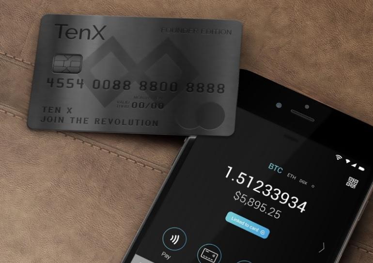 Płacić bitcoinem lub ethereum w każdym sklepie? Oni znaleźli na to sposób. Tak działa karta TenX