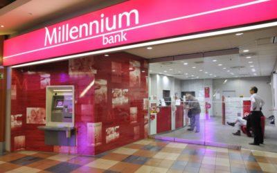 25 lat z najstarszym bankiem na giełdzie. Lepiej było mieć akcje czy lokaty Banku Millennium?