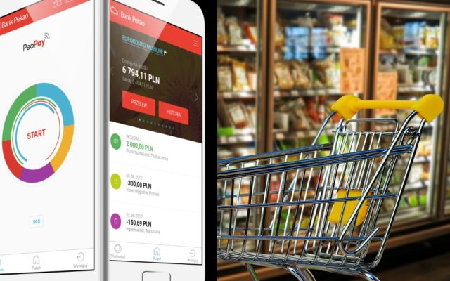 Żubr pokazał nową wersję PeoPay: zatwierdzisz przelew odciskiem palca i łatwo zapłacisz w sieci