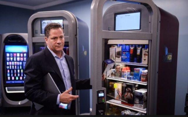 Automat z napojami i przekąskami ma już… sztuczną inteligencję. Co potrafi takie cacko? Strach podejść