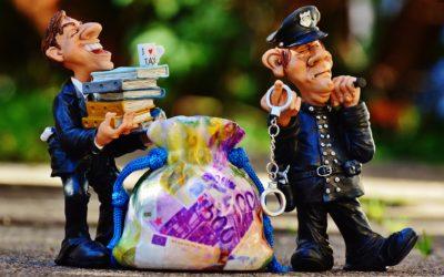 Kupowałeś bitcoina albo ethereum? Możesz być przestępcą podatkowym! Skarbówka i rząd zaciskają pętlę