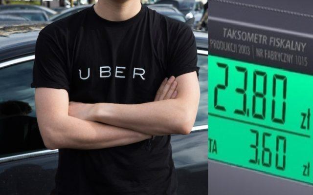 Uber obniżył ceny w Warszawie. Kolejna odsłona wojny z FreeNow, Boltem i taksówkami? A może tylko… złudzenie optyczne? Trzy hipotezy