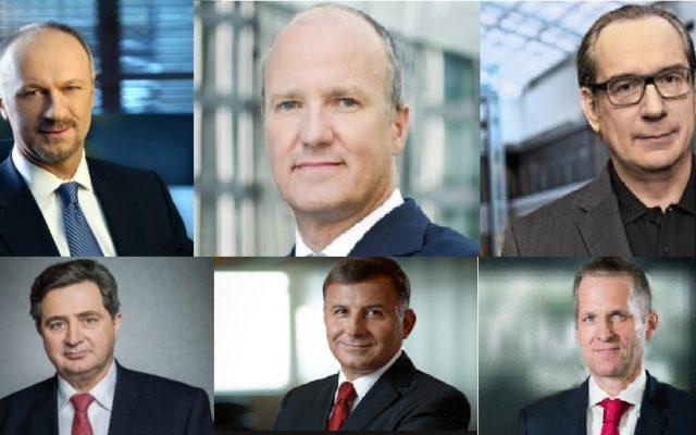 Najwyżej opłacani prezesi banków: Bras, Sikora, Stypułkowski. Ile dostają za godzinę myślenia?