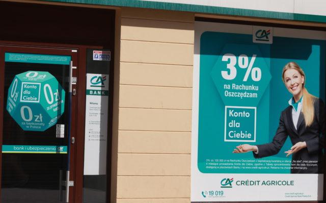 """Bank Crédit Agricole zmienia się na lepsze, bo czytają w nim """"Subiektywnie o finansach"""". A inne banki?"""