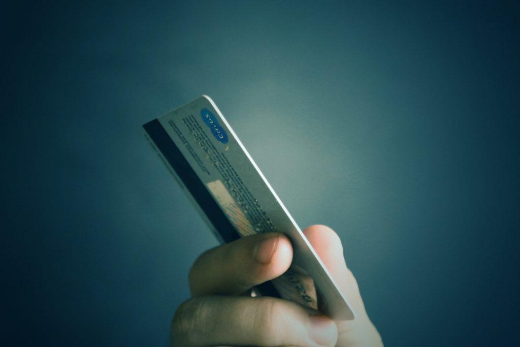 Nie ma karty kredytowej