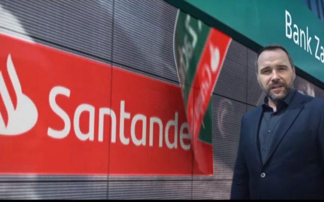 """Masz konto w BZ WBK? Możesz dziś mieć problem ze """"znalezieniem"""" swojego banku. Co się stało i kim jest ten Santander?"""