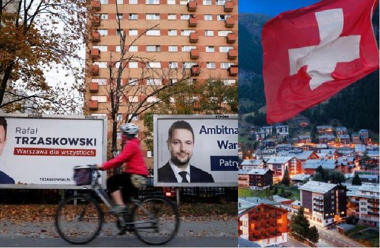 Wybory samorządowe: czy Polacy zrobili teraz maleńki krok w kierunku budowania drugiej Bawa…, tfu, Szwajcarii?