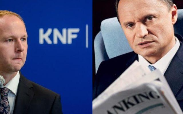 KNF nadzoruje banki prywatnie: gdy Leszek ma problem, Zdzisław ma plan, a Marek ma dobre chęci. Trzy bardzo złe rzeczy, które się zdarzyły. A jeśli to… polowanie na grubego zwierza?