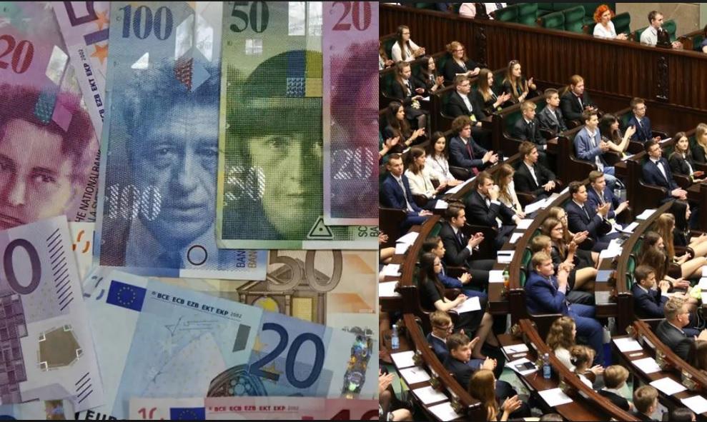 Ustawa antyfrankowa nikomu się nie podoba, ale i tak mknie przez Sejm. A ja mam pomysł na lepszą, sprawiedliwszą. Franek 1000+