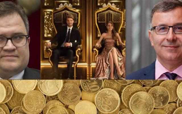 Pojedynek bankowych imperatorów. Państwowi giganci zarobili w zeszłym roku rekordowe pieniądze. A ich prezesi? Kto zasiadł na tronie?