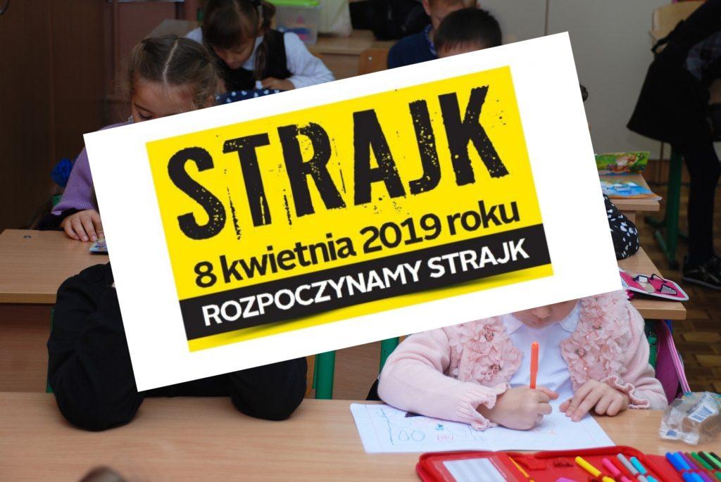 Ile każdego dnia traci polska gospodarka z powodu strajku nauczycieli? Policzyliśmy: wielką kasę. Ale – wstyd powiedzieć – są i zyski