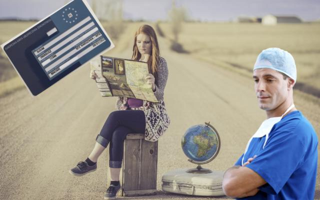 Zapomniałeś spakować na urlopowy wyjazd najważniejszą kartę? To masz problem. EKUZ można sobie wyrobić online, ale…