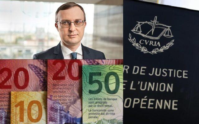 """""""To największe ryzyko dla polskiej gospodarki"""". Paweł Borys też boi się wyroku TSUE w sprawie franków. A ja pytam: kto tak spieprzył sprawę?"""