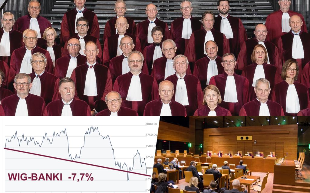 """Afera frankowa do tej pory """"kosztowała"""" banki ponad 23 mld zł. Ale czy dziś – po wyroku TSUE – banki są już w okazyjnych cenach?"""