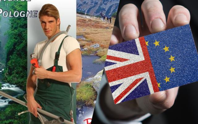 """Brexit to… świetna wiadomość? Może polski hydraulik (i nie tylko) wróci do macierzy? Gdzie znajdzie pracę pół miliona """"repatriantów""""?"""
