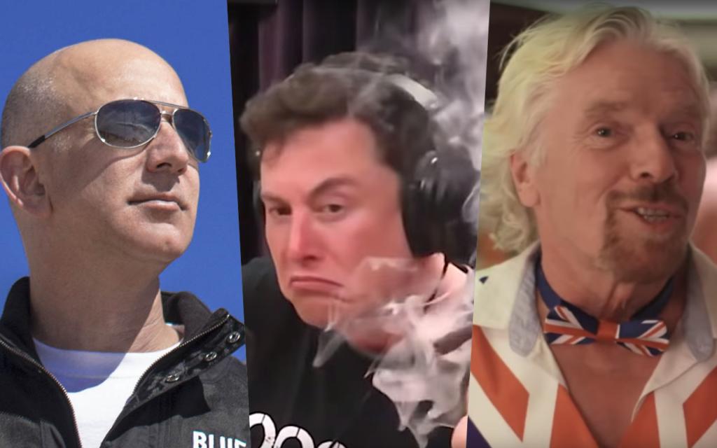 Chcielibyście taki prezencik pod choinkę? Musk, Branson i Bezos zapraszają. Ile kosztuje bilet na największy odlot?