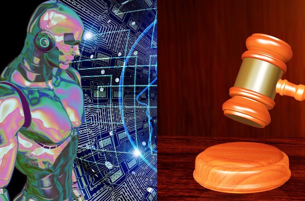 """Jak okiełznać niepokornych sędziów? Mam kuszący pomysł. Zamiast """"żywych"""" sędziów – sztuczna inteligencja. I wysoki czat-bot-sąd"""