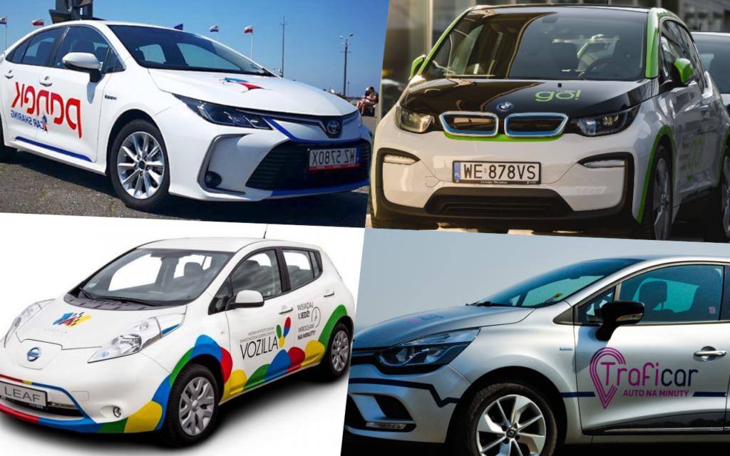 Car-sharing po polsku. Firmy ledwo żyją, miasta mają to w nosie, a klienci biorą Ubera. Co musi się zmienić, by przyszła moda na wynajem?