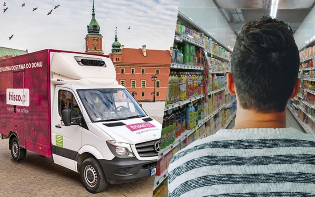 Wielka sieć sklepów kupiła Frisco.pl, market spożywczy online. Czy to początek rewolucji w zakupach? Porównuję spożywcze e-sklepy