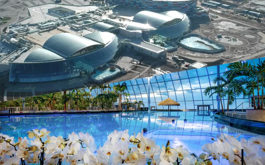 Gigantyczny park wodny Suntago otwiera swoje podwoje. Ile to kosztuje? I czy 500+ wystarczy, żeby się zabawić na całego?