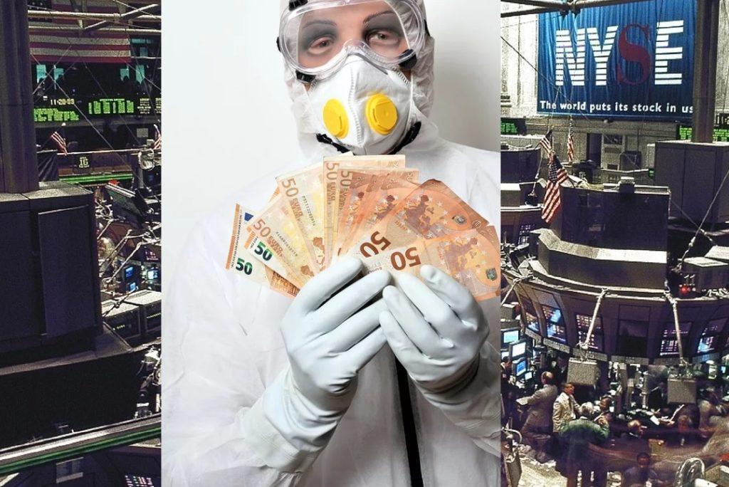 Oszczędności topnieją przez koronawirusa. Co oznacza czarny tydzień giełdy dla przyszłych emerytów, ciułaczy w funduszach i miłośników dywidendy?