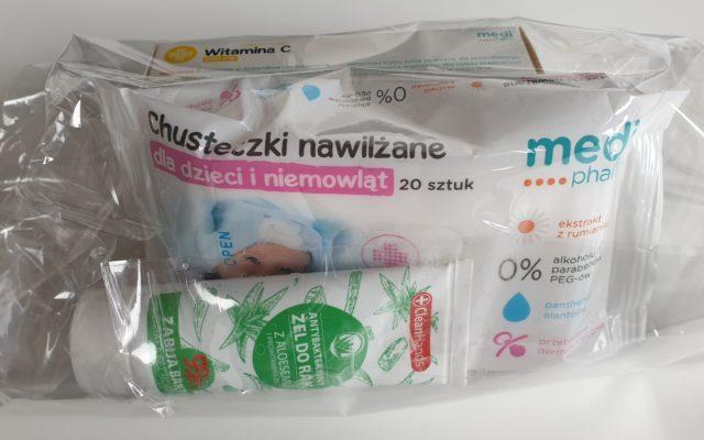 W tej aptece żel antybakteryjny można kupić… tylko w pakiecie z innymi produktami! Czy to etyczne? Czy zgodne z prawem?