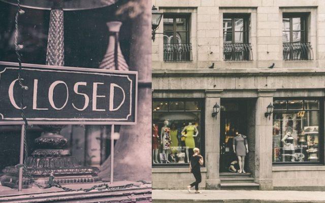 A jeśli po epidemii znikną osiedlowe sklepiki, butiki, zakłady usługowe, bary i restauracje? Są pierwsze pomysły jak możemy im pomóc