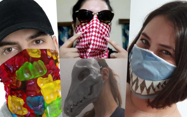 """Maseczki zakrywające twarz przez kilka miesięcy będą naszym obowiązkowym """"wyposażeniem"""" na spacerze i w tramwaju. Ile wydamy na nie do końca pandemii?"""