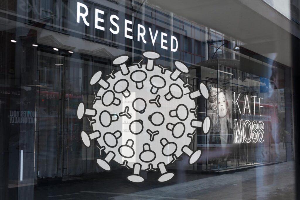 Koronawirus niszczy branżę odzieżową. Jak znosi kryzys odzieżowy gigant LPP, właściciel kultowej marki Reserved? Są gigantyczne straty i… nadzieja. Zara wskazuje drogę?