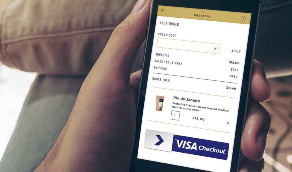 """Będzie płacenie kartą w internecie """"na jeden klik""""? Visa Checkout poinformowała użytkowników o pewnej nowości"""