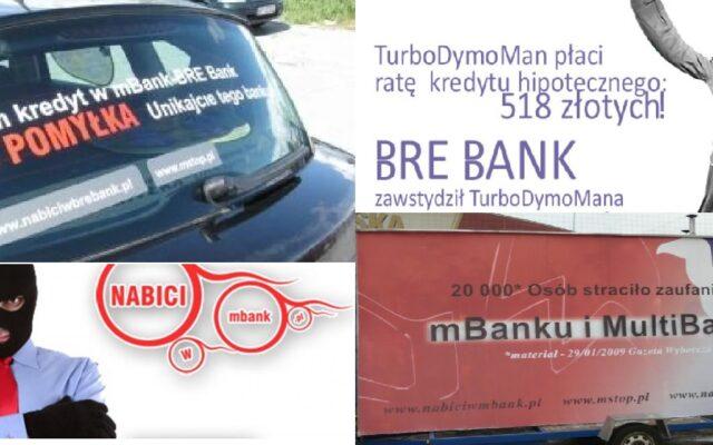 """""""Nabici w mBank"""" po 10 latach triumfują. Bank wycofuje sprawę w sądu. Ale czy to rzeczywiście kapitulacja? A może tylko przegrupowanie sił?"""