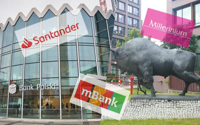 Największe banki ogłosiły zyski w pierwszym półroczu. Czy widać w nich zapowiedź kryzysu bankowego? I co banki szykują dla nas na drugie półrocze?