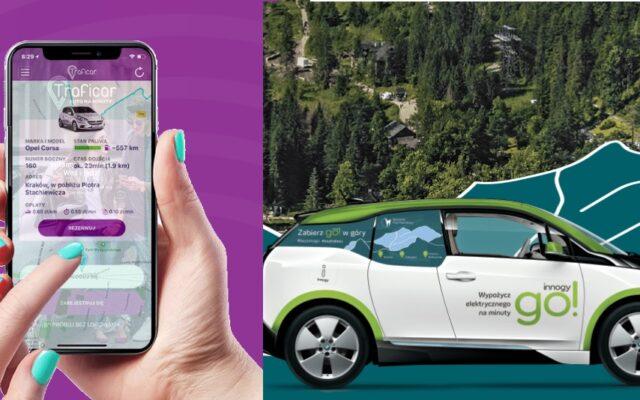 Dlaczego w Polsce car-sharing nie jest popularny? Może coś wreszcie zmieni pomysł, z którym wraca do Warszawy Traficar, weteran aut na minuty?
