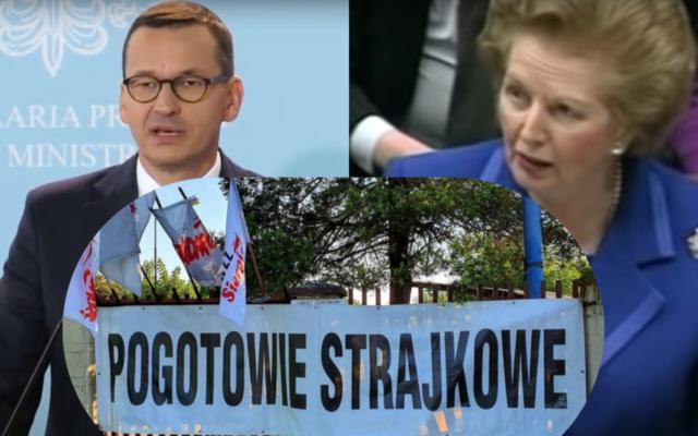 Czy premier Morawiecki będzie jak Margaret Thatcher: zlikwiduje górnictwo? Znów rozgorzał wielki spór o węgiel. Czy powinniśmy szybko ograniczyć jego wydobycie?