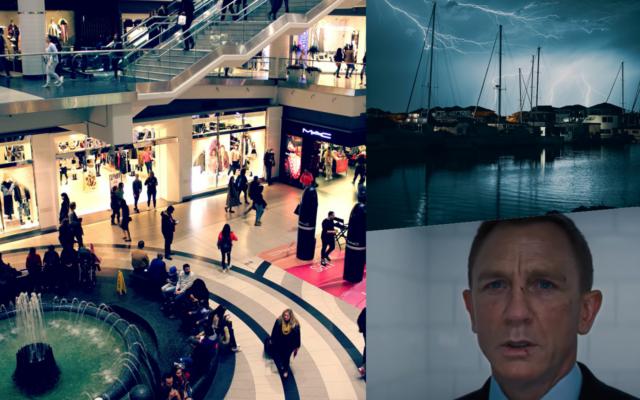 Czy galerie handlowe przetrwają drugąfalę pandemii? Bond nie pomoże. Oto pomysły na to, jak ściągnąć ludzi na zakupy w erze Covid-19
