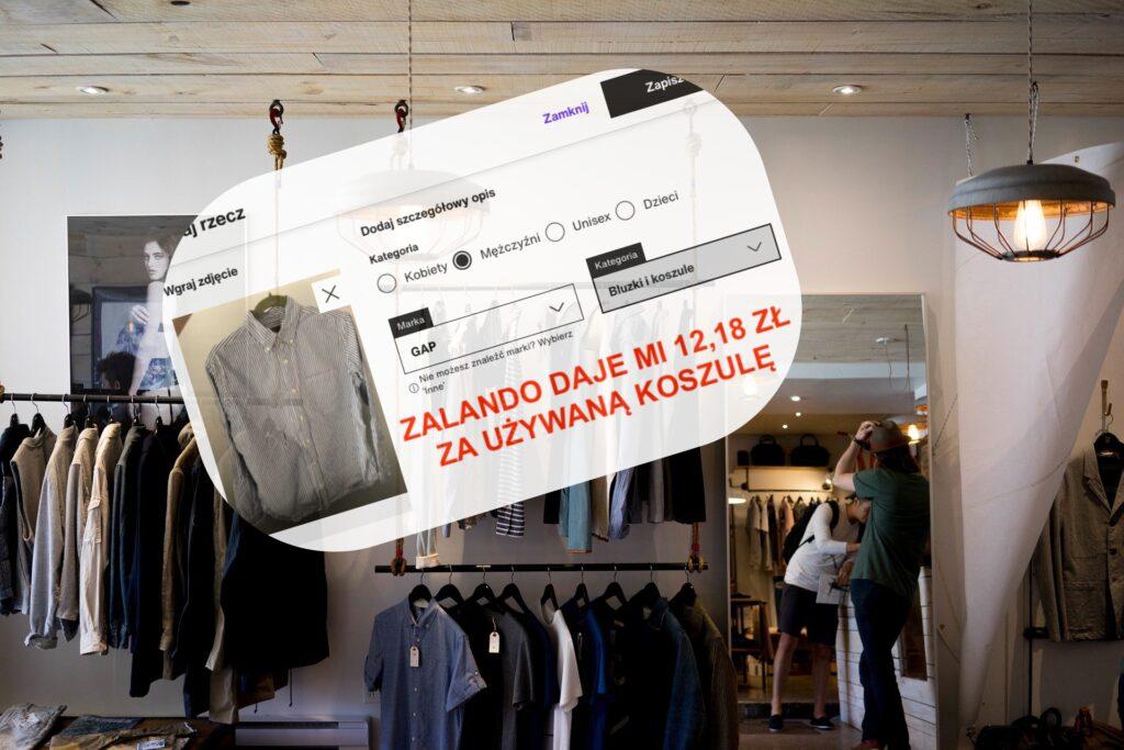 Zalando chce kupić moje używane ubrania. Ile mogę na tym zarobić? Co jeszcze można zrobić z używaną garderobą?