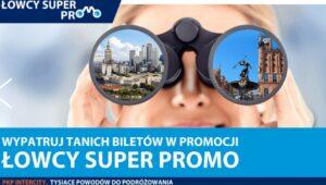 pkp intercity łowcy super promo