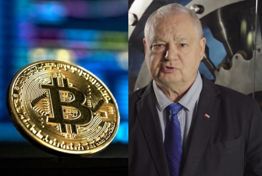 """Co wspólnego ma rekordowo drogi Bitcoin z prezesem NBP? Więcej, niż wam się wydaje. Adam Glapiński – na straży gotówki oraz naszej prywatności – postraszy """"krypto""""?"""