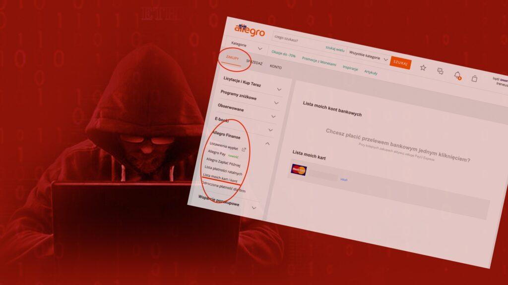 Wlamanie Na Konto W Allegro I Kradziez Nie Zadzialal Sms Ani 3d Secure
