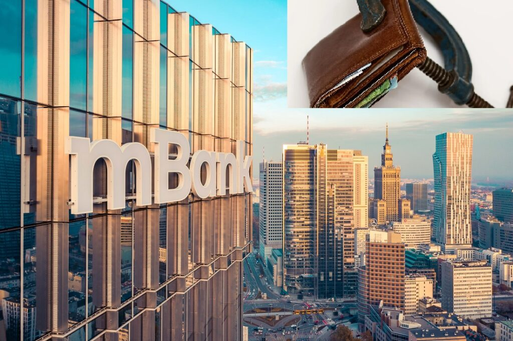 Podwyżka prowizji w jednym z największych banków w Polsce. mBank wyciśnie więcej m.in. z przedsiębiorców i tych, którzy nie używają aplikacji mobilnej. Przesadzili?