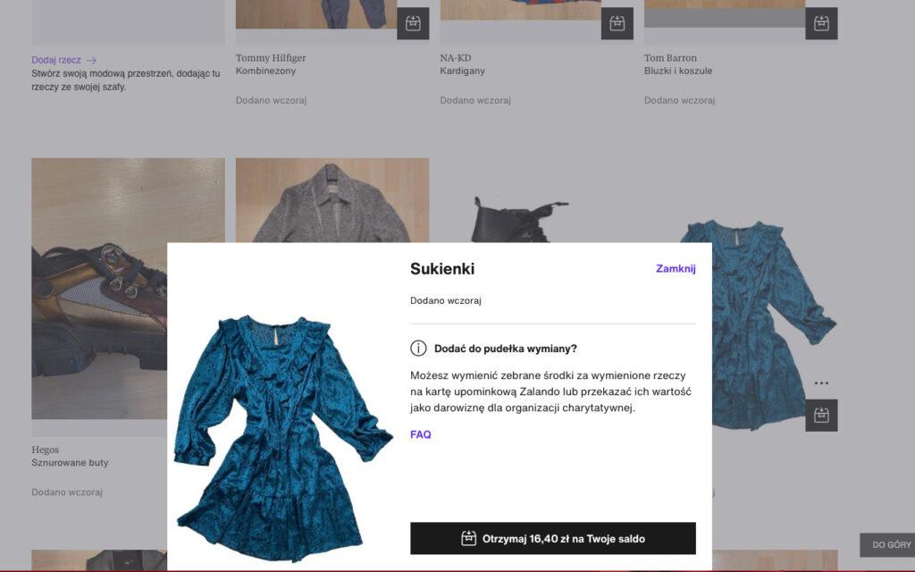 """Zalando czy Vinted? Gdzie lepiej sprzedać używane ubrania? Zrobiłem przegląd szafy i test """"zyskowności"""". Z łatwością odzyskałem 750 zł. A jak?"""