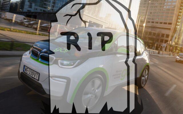 """Koniec innogyGO! Niemcy chcieli zrobić w Polsce """"elektryczną Bawarię"""" i polegli. BMW i3 zjeżdżają z ulic, ale elektryczny car-sharing nie powiedział ostatniego słowa"""