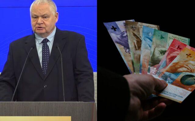 NBP niespodziewanie ogłasza, że może pomóc w przewalutowaniu kredytów frankowych. Ale stawia bankom kilka warunków. Czy są do spełnienia?